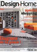 Article dans Design Home