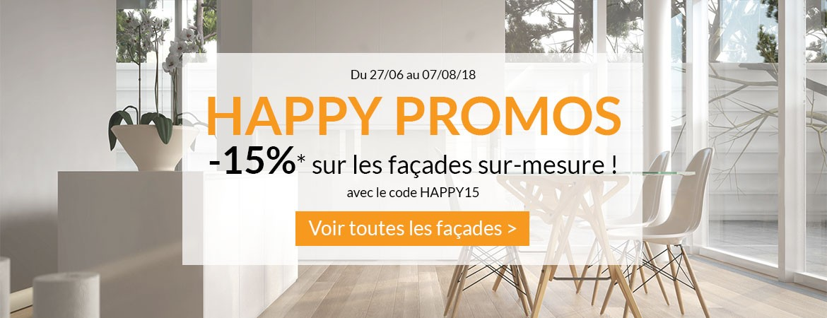 Happy Promos Façades