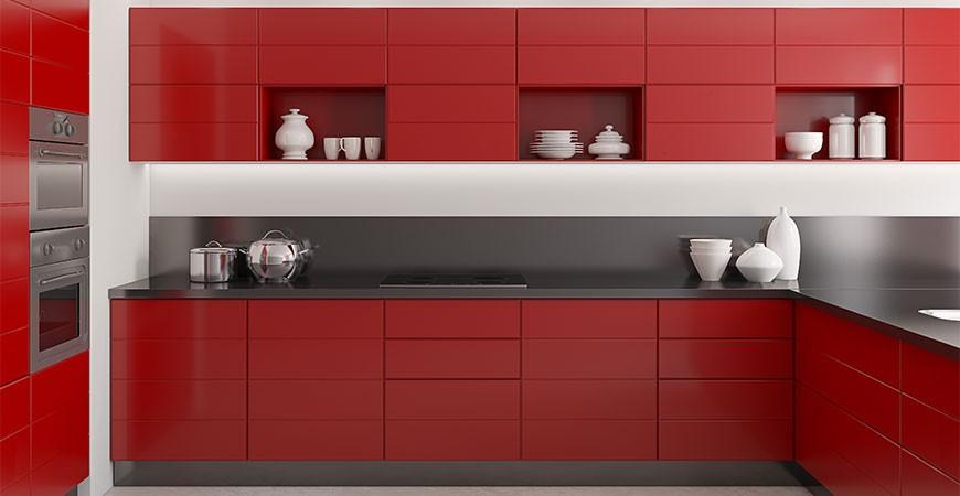 Choisir la couleur de mes portes de cuisine