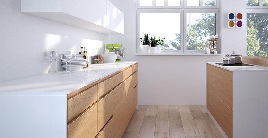 Choisir un modèle de porte de cuisine